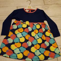 Платье трикотаж новое детское
