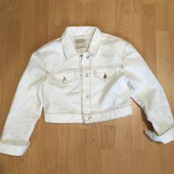 Denim jacket jeans Stradivarius NEW
