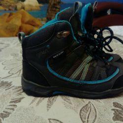 Демисезонные ботинки немецкие 33р