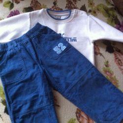 Κοστούμια για ένα αγόρι 92-98