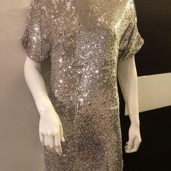 New Topshop dress beautiful sequins