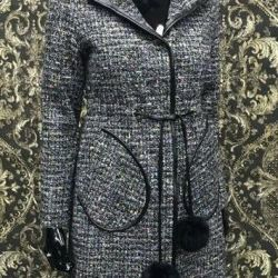 Coat рр 40-42 Condition new