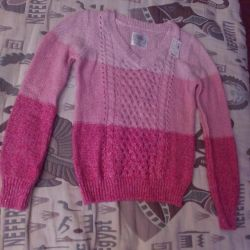 Jumper sweater 12 years old for girls