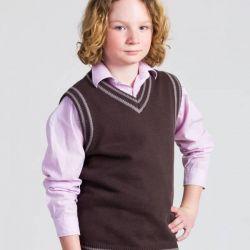 Vest for boy new
