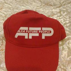 Бейсболка AFP