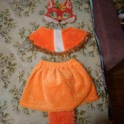 Kostüm sincapları (veya chanterelles)