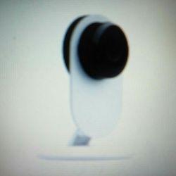 Wi-fi IP camera with micro SD card slot