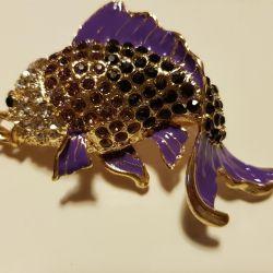 Keychain fish