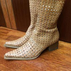 Half boots. Italy