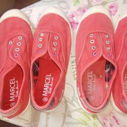 Marsel spor ayakkabı