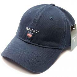 Бейсболка кепка мужская GANT (т.синий)