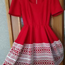 Dress elegant 42р. BARGAIN