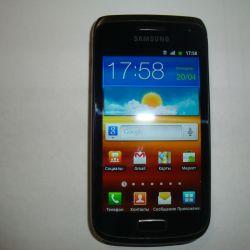 SAMSUNG Galaxy W - GT-I8150