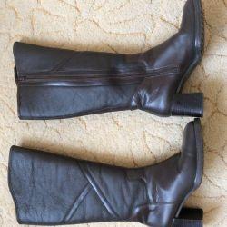 Kışlık bayan botları
