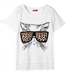 ️ ️New M-L new women's T-shirt
