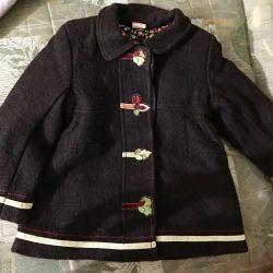 Fashionista's coat