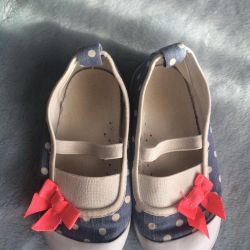 Ballet Shoes H & M