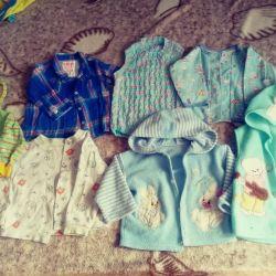 4-12 aylık bebek şeyler