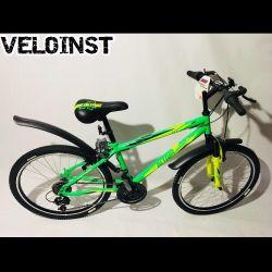 Bicicleta 24 biciclete. Nou.