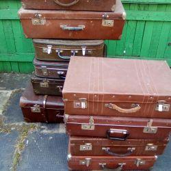 Suitcase 40-50s