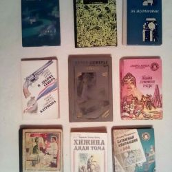 Books since the USSR