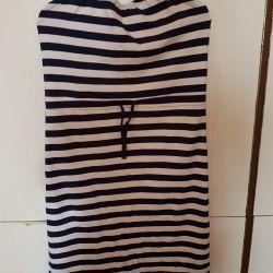Платье пляжное