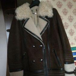 Sheepskin coat Italy