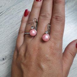 Earrings bijoux
