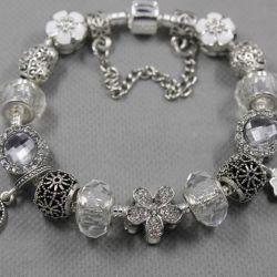 Pandora Style Bracelet 1068