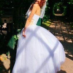 Wedding dress 42+