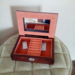 Κουτιά κοσμήματα για τις γυναίκες, ένα μεγάλο δώρο!