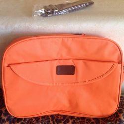 Νέα τσάντα, 300 ρούβλια.