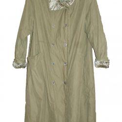 Clothing p.52-54-56, coat, skirt, blouse, bathrobe