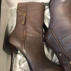 LIU-JO cizme originale, noi, din Italia, din piele