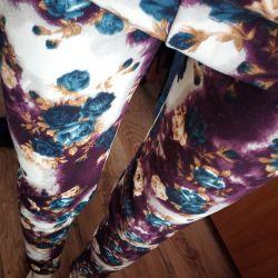 Tights pants warm