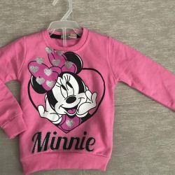 Minnie Mouse sweatshirt new