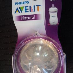 Philips Avent for bottles in ass 0+, 1+, 3+