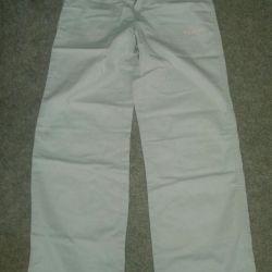 Çocuk yazlık pantolon