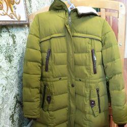 Ceket. Stegonaa kış