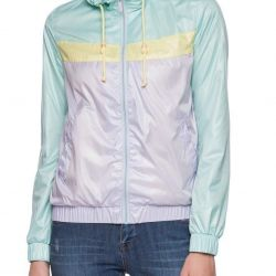 O'Stin Color Block Windbreaker