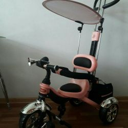 New children's bike