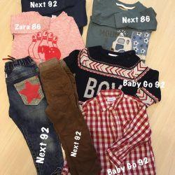Clothes next, Zara