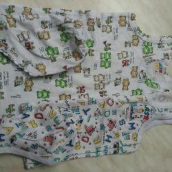 T-shirt and panties