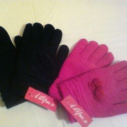 Women's warm gloves