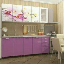 Kitchen set 2 m. MDF