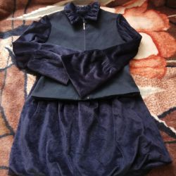 School suit for a girl
