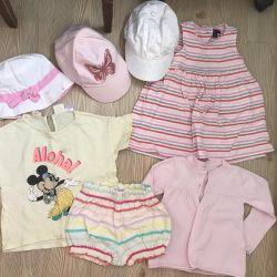 Things Zara, GAP, H & M.