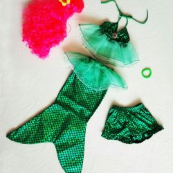 Mermaid costume for hire