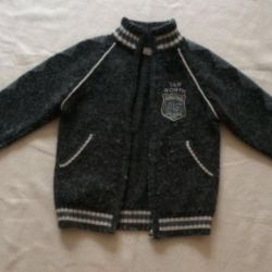Jacket children's warm jacket