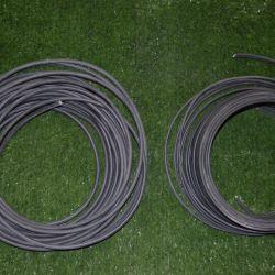 Șanțul de cablu rămâne VVGng (A) -Ls 3x1.5 50 de metri